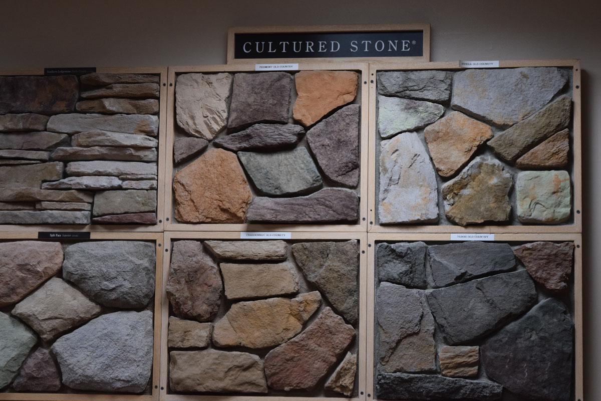 cultured stone