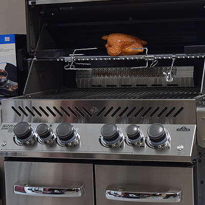 stainless steel gas grills
