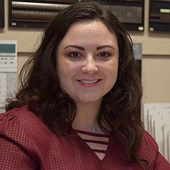 Haylee Baker Receptionist Emmet Brick Block